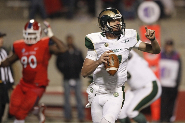 Nova Home Loans Arizona Bowl - Colorado State Rams vs. Nevada Wolf Pack - 12/29/15 College Football Pick, Odds, and Prediction