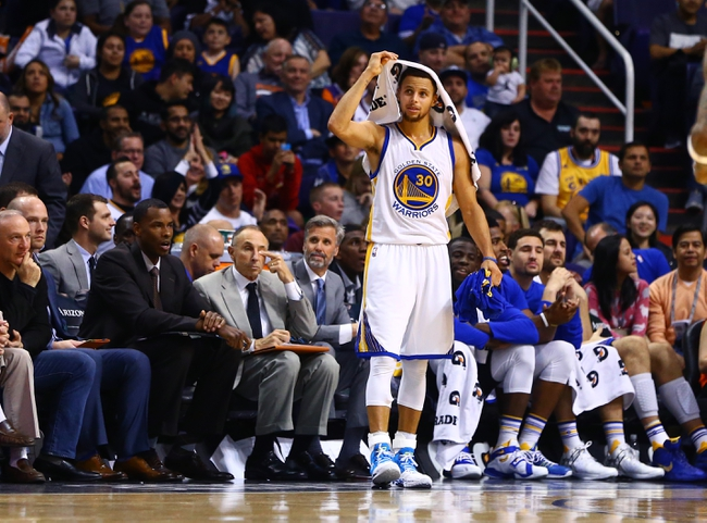 Golden State Warriors vs. Phoenix Suns - 12/16/15 NBA Pick, Odds, and Prediction