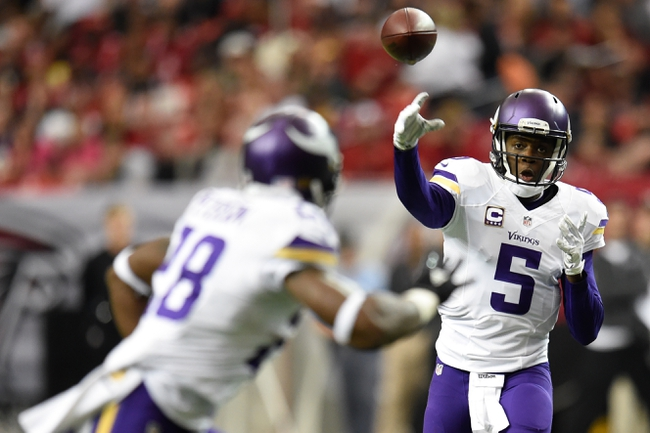 Vikings vs. Seahawks - 12/6/15 NFL Pick, Odds, and Prediction