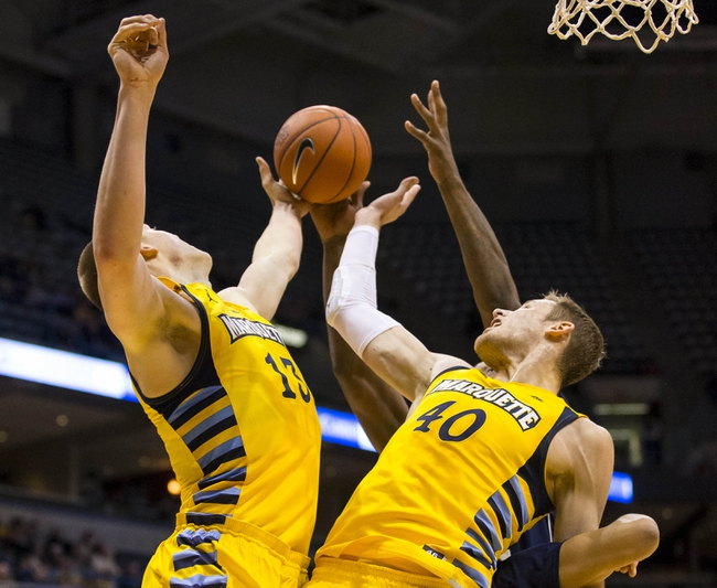 Marquette vs. Seton Hall - 12/30/15 College Basketball Pick, Odds, and Prediction