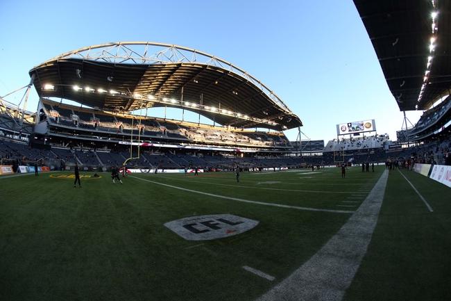 Edmonton Eskimos vs. Winnipeg Blue Bombers CFL Pick, Odds, Prediction - 9/30/16