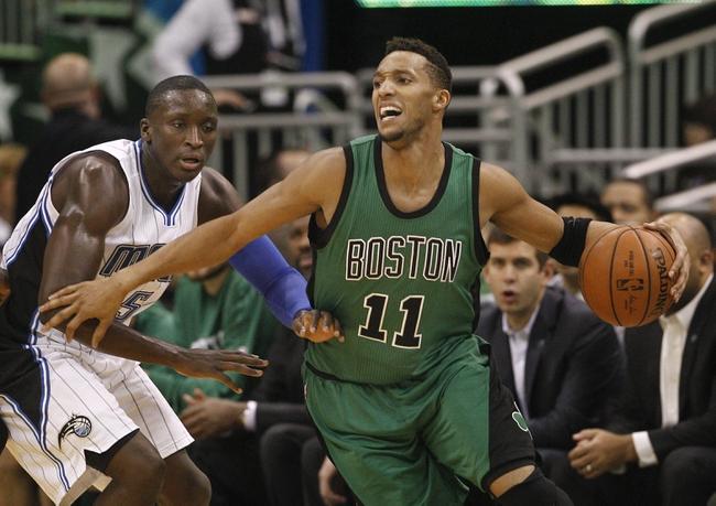 Boston Celtics vs. Orlando Magic - 1/29/16 NBA Pick, Odds, and Prediction