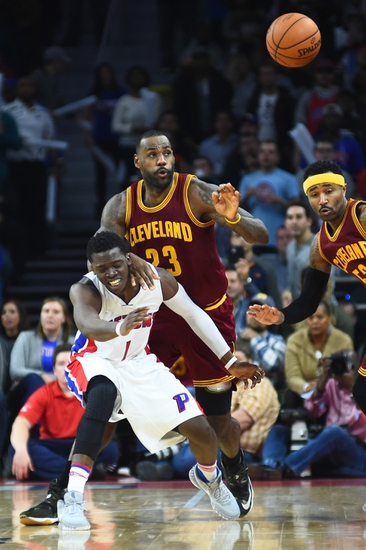 Detroit Pistons vs. Cleveland Cavaliers - 1/29/16 NBA Pick, Odds, and Prediction