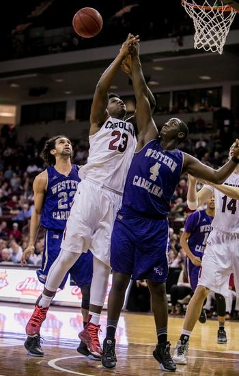 Western Carolina Catamounts vs. Mercer Bears - 1/24/16 College Basketball Pick, Odds, and Prediction