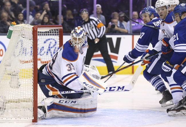 Edmonton Oilers vs. Toronto Maple Leafs - 2/11/16 NHL Pick, Odds, and Prediction