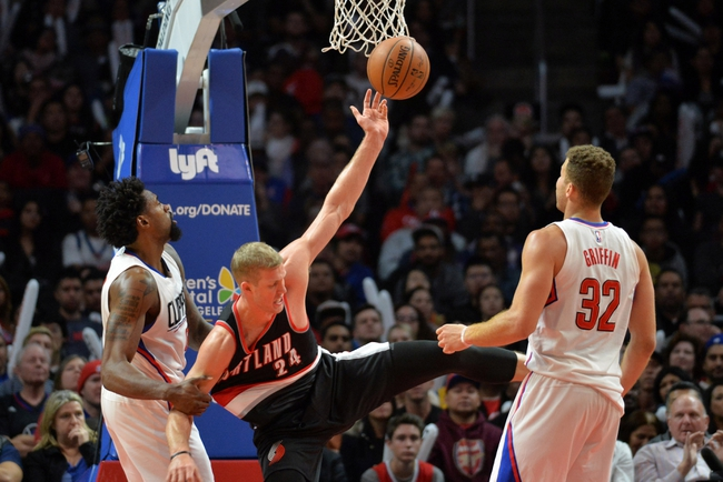 Trail Blazers vs. Clippers - 1/6/16 NBA Pick, Odds, and Prediction