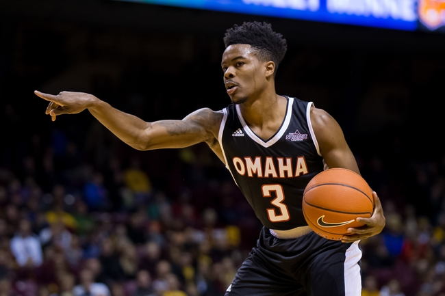 Nebraska Omaha Mavericks vs. Denver Pioneers - 3/6/16 College Basketball Pick, Odds, and Prediction