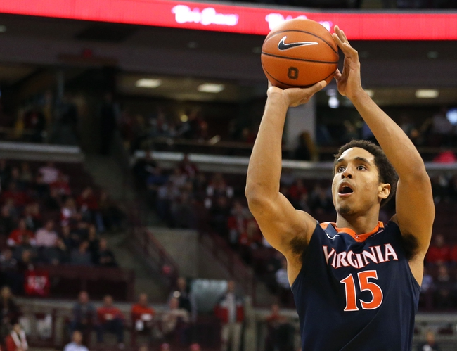 Virginia vs. West Virginia - 12/8/15 College Basketball Pick, Odds, and Prediction