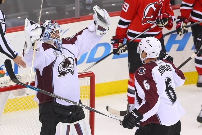 Colorado Avalanche vs. New Jersey Devils - 1/14/16 NHL Pick, Odds, and Prediction