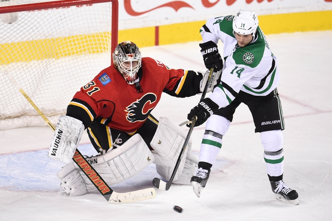 Dallas Stars vs. Calgary Flames - 12/17/15 NHL Pick, Odds, and Prediction