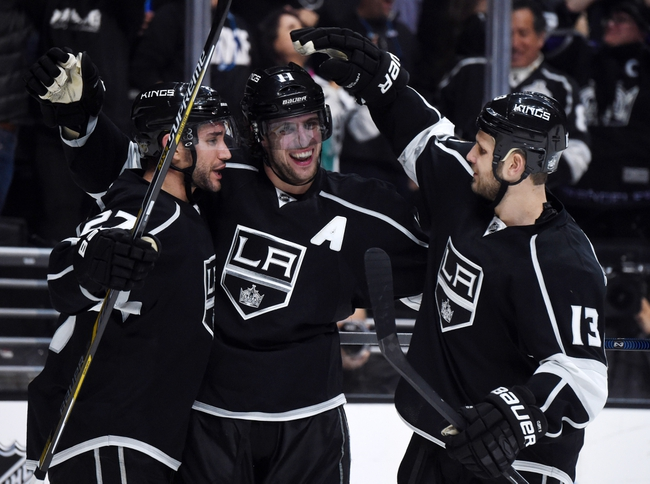 Vancouver Canucks vs. Los Angeles Kings - 12/28/15 NHL Pick, Odds, and Prediction