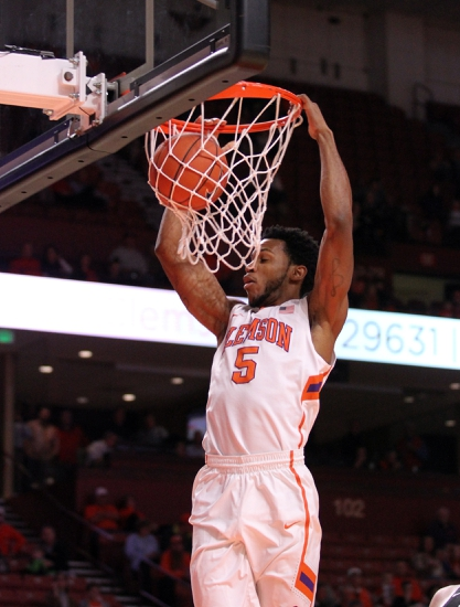 Clemson vs. Wofford - 12/6/15 College Basketball Pick, Odds, and Prediction