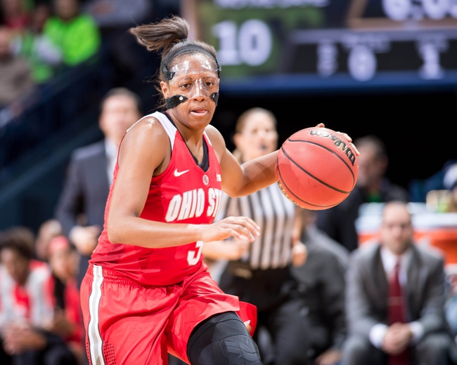 Tennessee vs. Ohio State - 3/25/16 Women's NCAA Tournament Pick, Odds, and Prediction