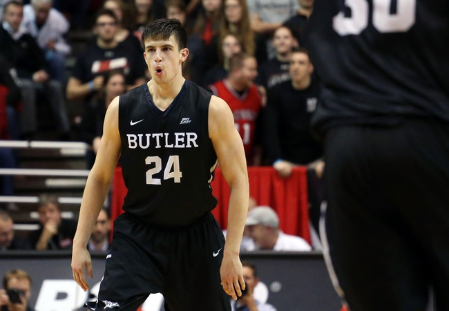 Butler vs. Tennessee - 12/12/15 College Basketball Pick, Odds, and Prediction