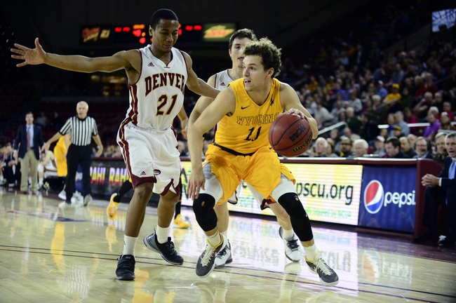 Wyoming Cowboys vs. Denver Pioneers - 11/30/16 College Basketball Pick, Odds, and Prediction