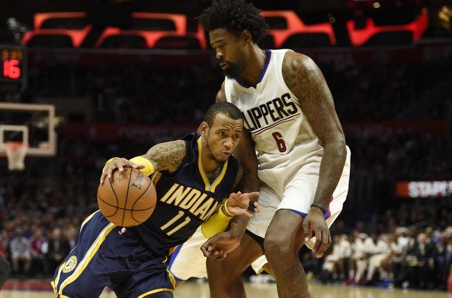 Indiana Pacers vs. Los Angeles Clippers - 1/26/16 NBA Pick, Odds, and Prediction
