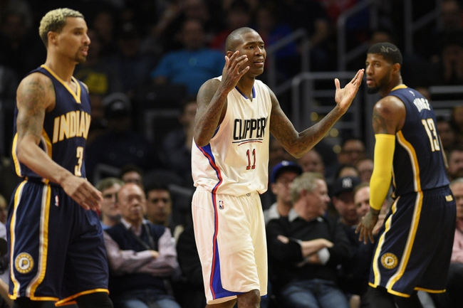 Clippers at Pacers - 1/26/16 NBA Pick, Odds, and Prediction