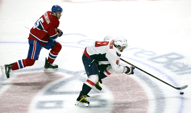 Washington Capitals vs. Montreal Canadiens - 12/26/15 NHL Pick, Odds, and Prediction