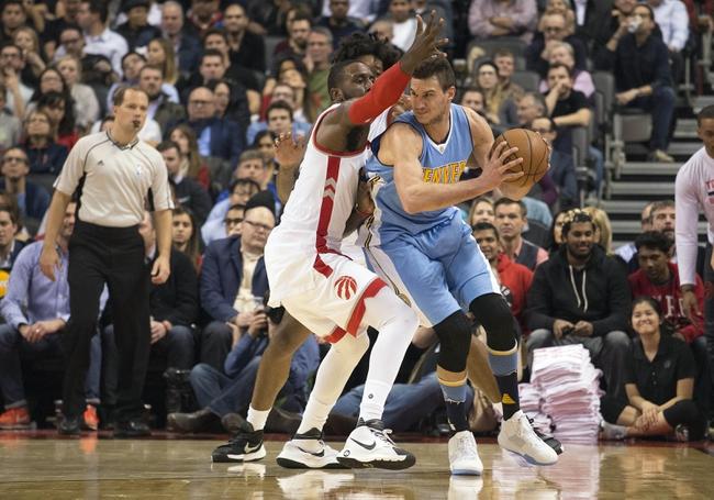 Nuggets vs. Raptors - 2/1/16 NBA Pick, Odds, and Prediction