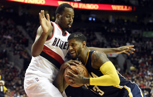 Pacers vs. Trail Blazers - 2/28/16 NBA Pick, Odds, and Prediction
