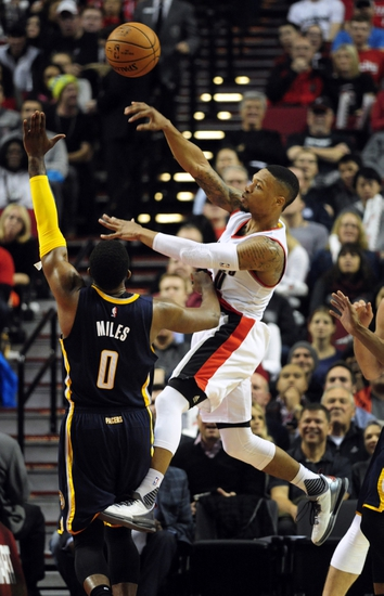 Portland Trail Blazers at Indiana Pacers - 2/28/16 NBA Pick, Odds, and Prediction