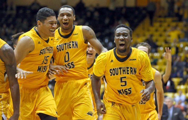 Texas-San Antonio Roadrunners vs. Southern Miss Golden Eagles - 2/20/16 College Basketball Pick, Odds, and Prediction