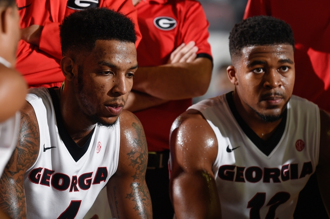 Georgia Bulldogs vs. Georgia Tech Yellow Jackets - 12/19/15 College Basketball Pick, Odds, and Prediction