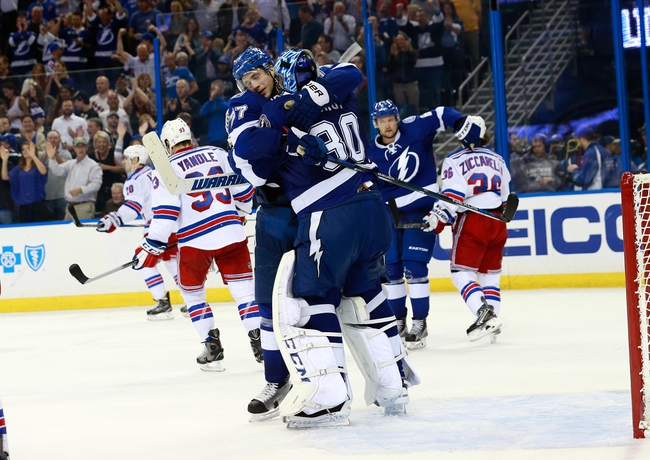 Tampa Bay Lightning vs. New York Rangers - 12/30/15 NHL Pick, Odds, and Prediction
