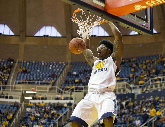 West Virginia vs. Eastern Kentucky - 12/21/15 College Basketball Pick, Odds, and Prediction