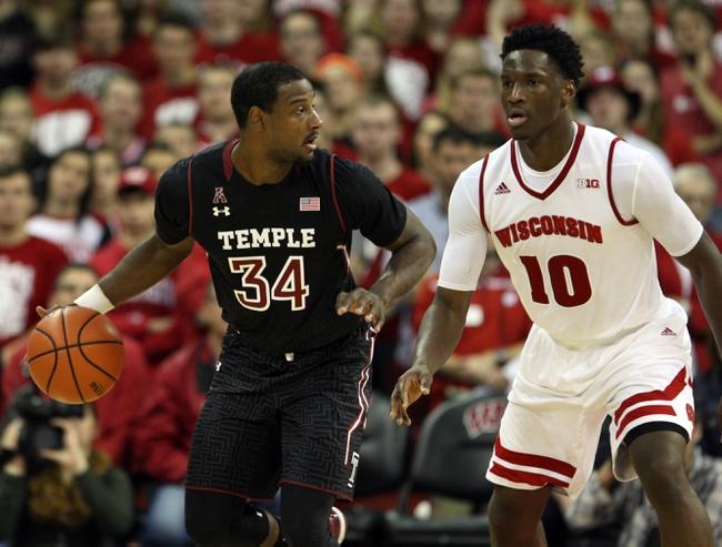 Temple vs. Saint Joseph's - 12/13/15 College Basketball Pick, Odds, and Prediction