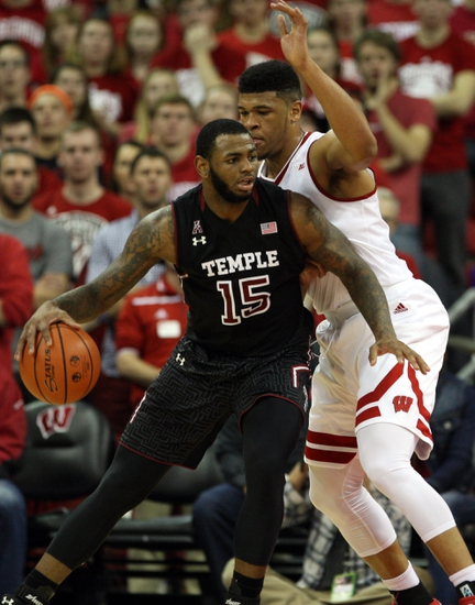 Pennsylvania Quakers vs. Temple Owls - 12/9/15 College Basketball Pick, Odds, and Prediction