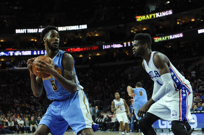 Nuggets vs. 76ers - 3/23/16 NBA Pick, Odds, and Prediction