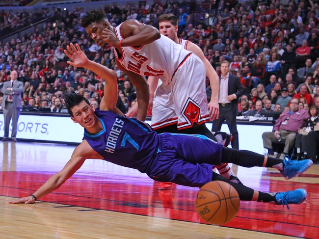 Chicago Bulls at Charlotte Hornets - 2/8/16 NBA Pick, Odds, and Prediction