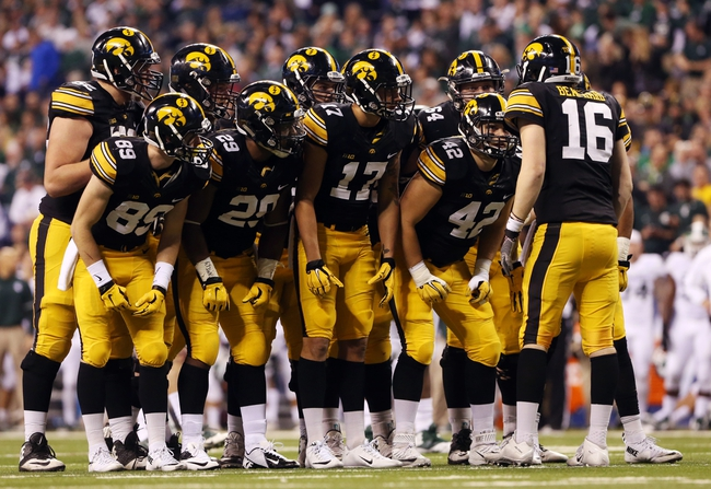 Iowa vs. Stanford - 1/1/16 College Football Rose Bowl Pick, Odds, and Prediction