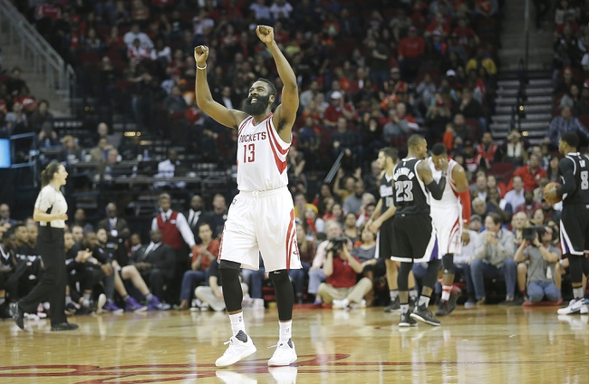 Kings at Rockets - 4/13/16 NBA Pick, Odds, and Prediction