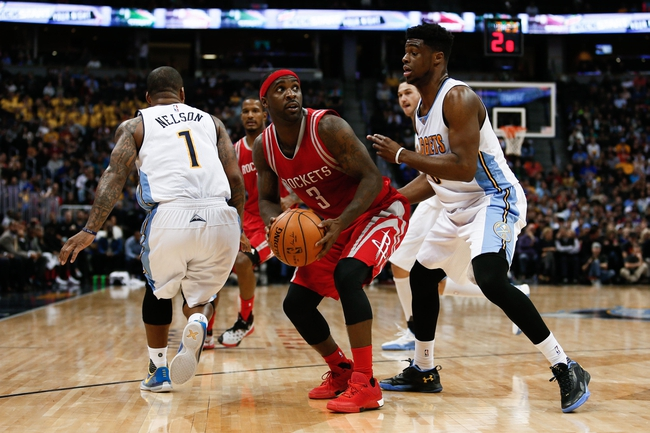 Denver Nuggets vs. Houston Rockets - 12/14/15 NBA Pick, Odds, and Prediction