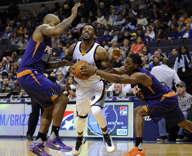 Suns vs. Grizzlies - 2/27/16 NBA Pick, Odds, and Prediction