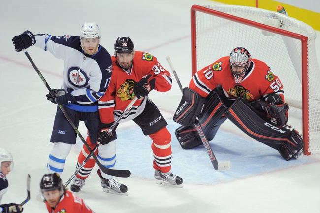 Chicago Blackhawks vs. Winnipeg Jets - 12/11/15 NHL Pick, Odds, and Prediction
