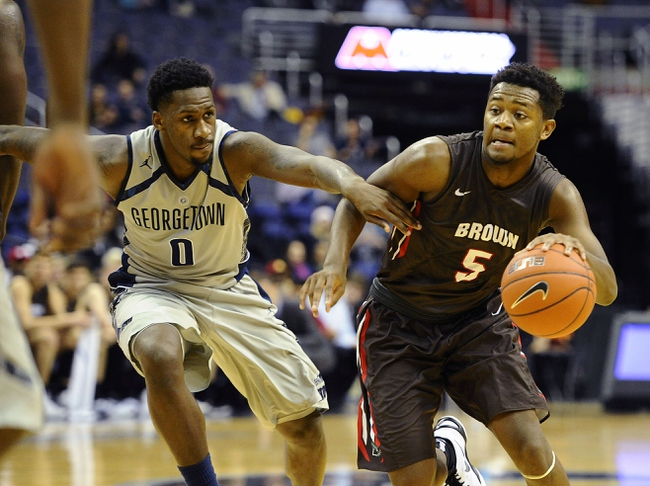 Brown Bears vs. Rhode Island Rams - 12/30/15 College Basketball Pick, Odds, and Prediction