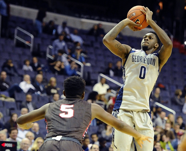 Georgetown vs. UNC Wilmington - 12/12/15 College Basketball Pick, Odds, and Prediction