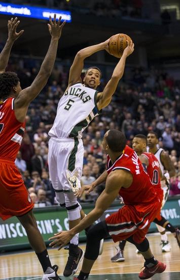 Portland Trail Blazers vs. Milwaukee Bucks - 2/2/16 NBA Pick, Odds, and Prediction