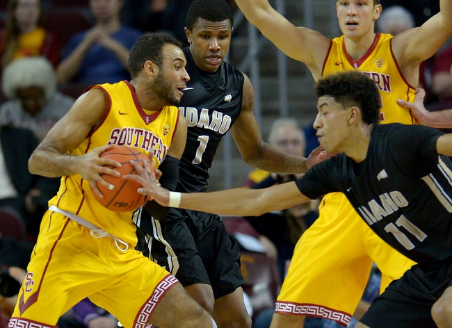 Idaho Vandals vs. Northern Arizona Lumberjacks - 1/14/16 College Basketball Pick, Odds, and Prediction