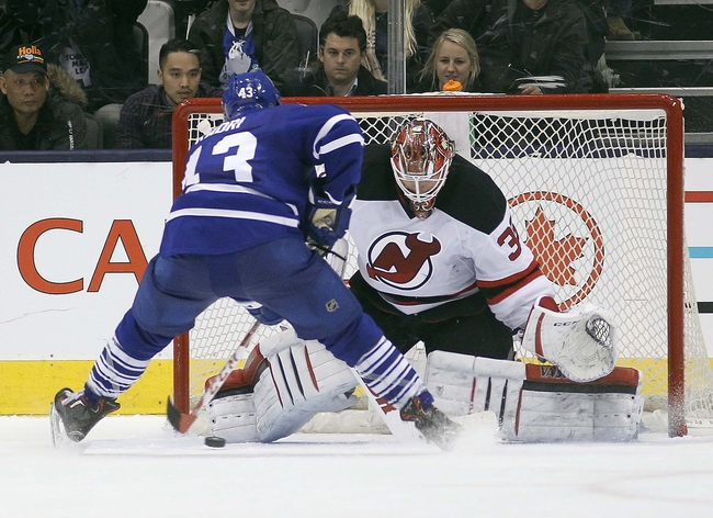 Maple Leafs vs. Devils - 2/4/16 NHL Pick, Odds, and Prediction