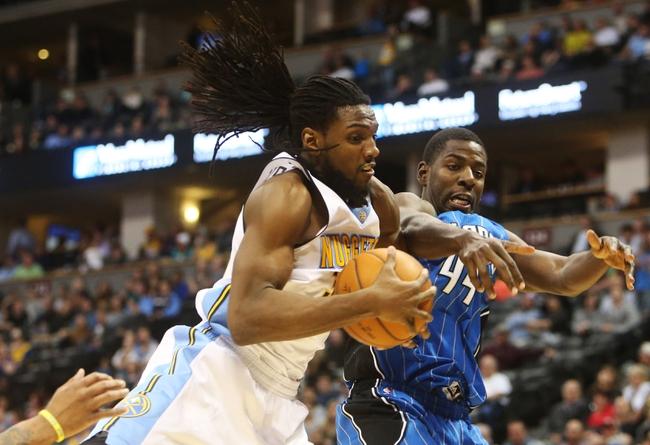 Magic vs. Nuggets - 3/15/16 NBA Pick, Odds, and Prediction