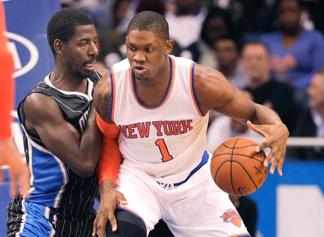 New York Knicks vs. Orlando Magic - 12/21/15 NBA Pick, Odds, and Prediction