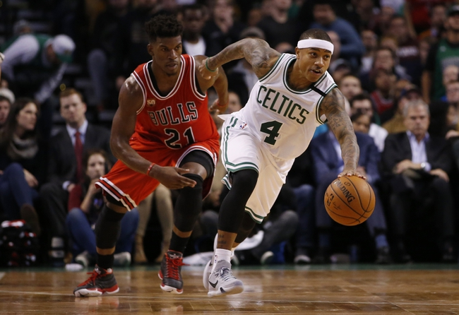 Chicago Bulls vs. Boston Celtics - 1/7/16 NBA Pick, Odds, and Prediction
