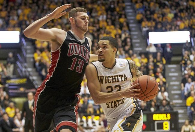 Nevada vs. Wichita State  - 12/22/15 College Basketball Pick, Odds, and Prediction