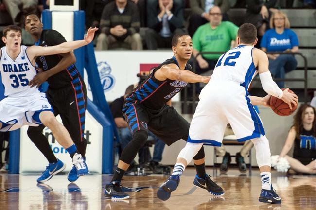 DePaul vs. Drake - 11/30/16 College Basketball Pick, Odds, and Prediction
