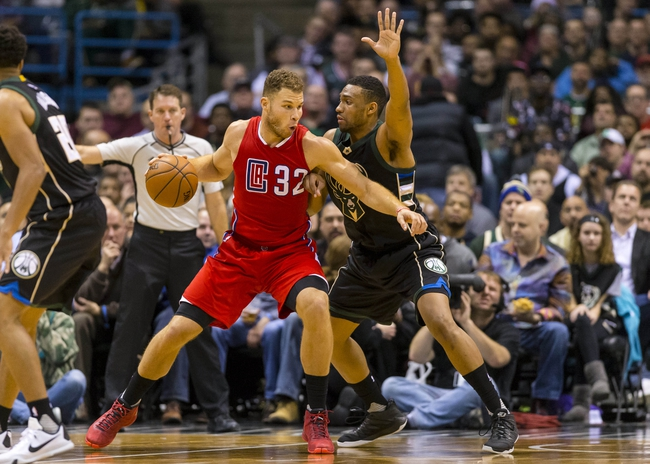 Los Angeles Clippers vs. Milwaukee Bucks - 12/16/15 NBA Pick, Odds, and Prediction