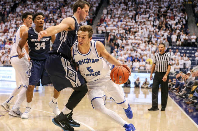 Pacific vs. BYU - 1/2/16 College Basketball Pick, Odds, and Prediction